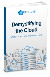 Frontline-Demystifying-the-Cloud-eBook-Cover